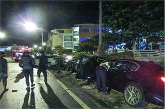 47無辜車輛被撞爛 不法集團詐領保險金4千多萬