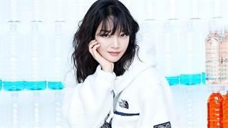 「韓版黑天鵝」女星穿流蘇長裙 下半身若隱若現超火辣