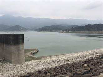 40年來降雨最少 曾文水庫達嚴重下限水位