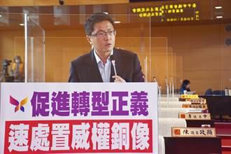 林德宇重視轉型正義與歷史意義 教育局:各校民主機制妥善處理