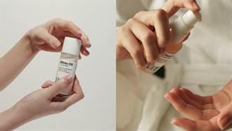 全新日系保養品牌登台 2步驟實現透明感發光肌