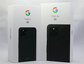 [開箱]Google Pixel 4a 5G與Pixel 5單手使用手感好