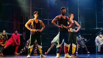健身教練登舞台 大秀猛男故事