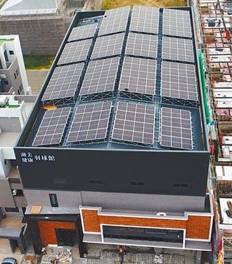 規劃、送件、施工一條龍作業 投資綠電 首選天晴能源