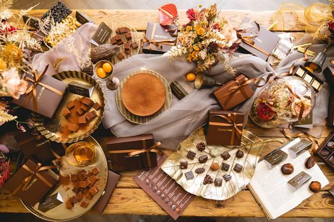 可可德歐連續兩年於ICA世界巧克力大賽亞太區獲得亮眼成績。(圖/品牌提供)