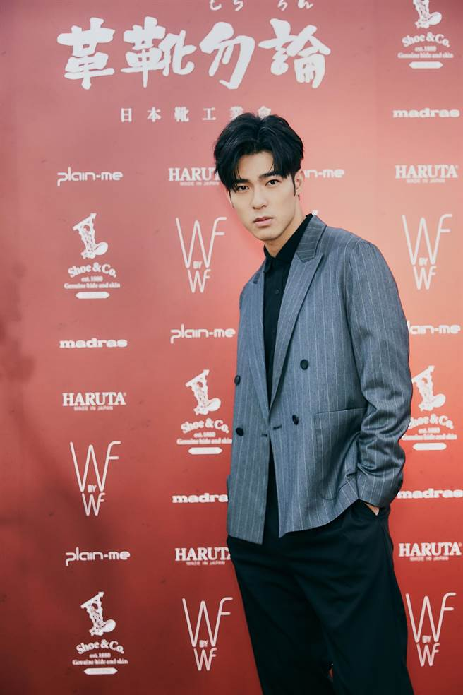 陳昊森演出電影《刻在你心底的名字》人氣水漲船高。(plain-me提供)