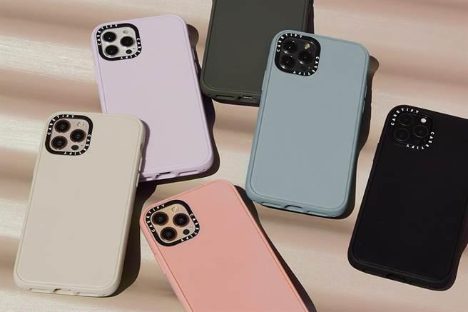 CASETiFY手機殼款式和色選非常豐富,又有防摔設計,好看又好用。(圖/品牌提供)