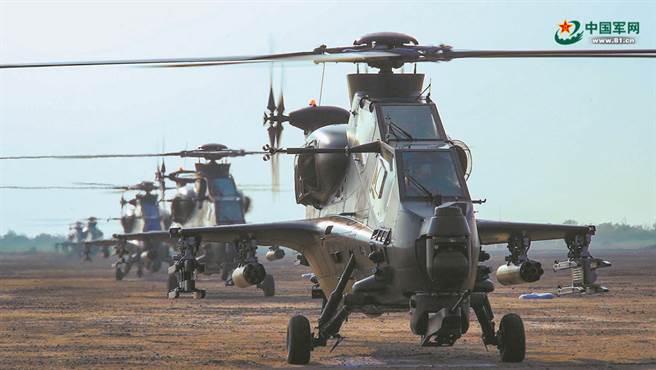 解放軍在3大海域接連舉行多場軍事演習,應對即將來臨的美日印澳4國聯合演習。(圖/中國軍網)