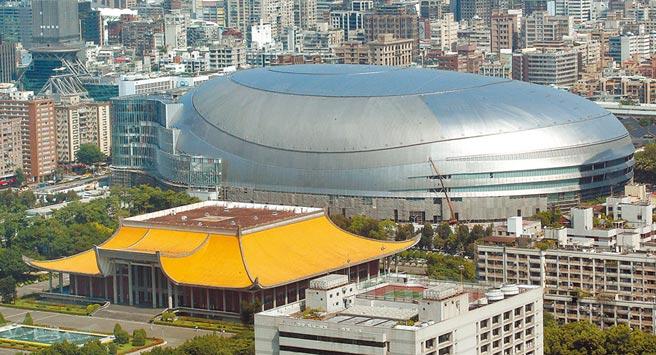 台北市长柯文哲首度表态,指延宕5年的台北大巨蛋将在明年完工。(本报资料照片)