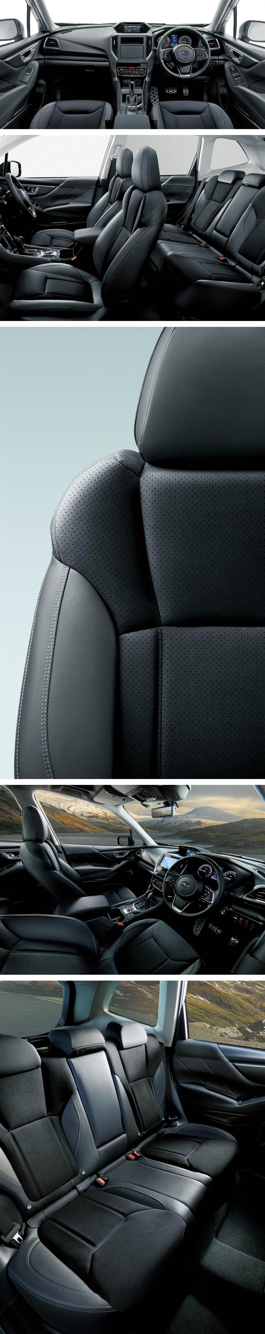 新增 1.8 CB18 DIT 渦輪增壓引擎,Subaru Forester Sport 日規新年式登場!