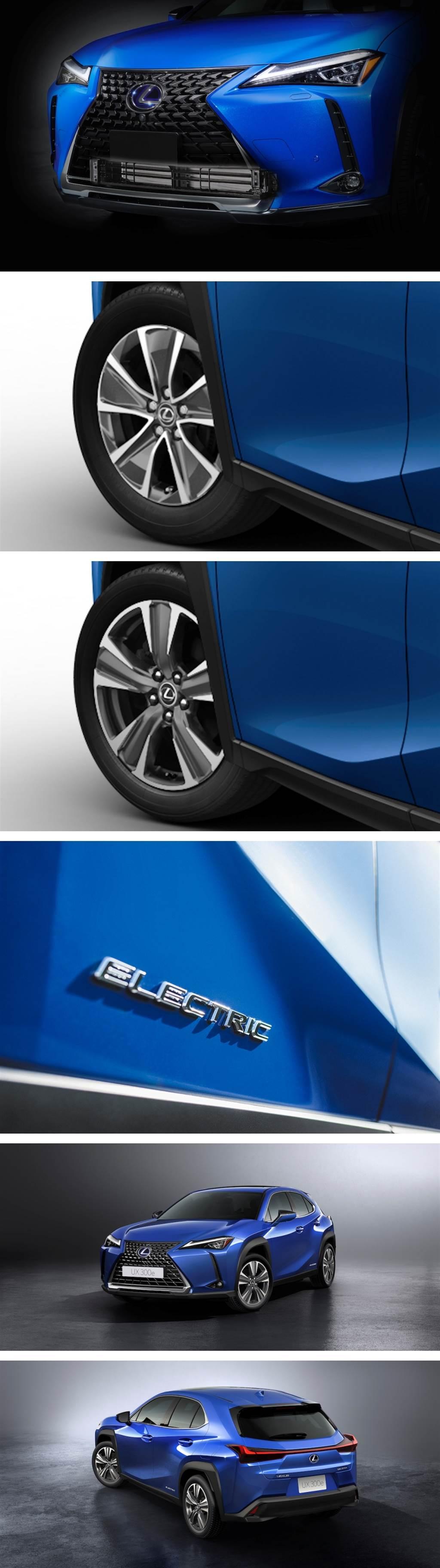 續航力達367km,Lexus UX300e 純電車日本開賣、2020年度配額僅135台!