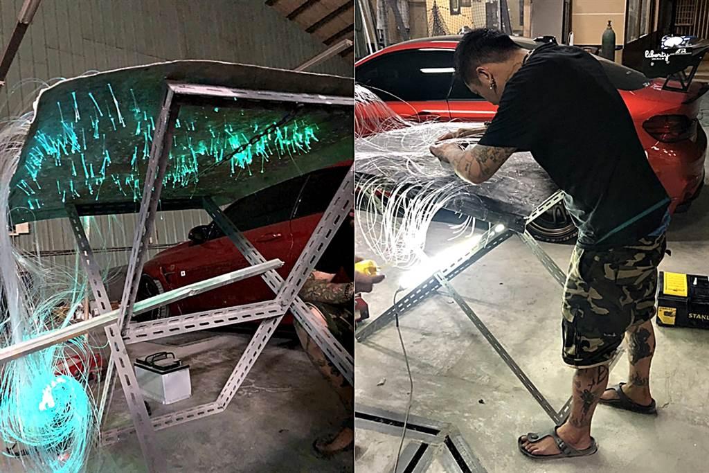 空力套件藝術家之汽車職人《廖曉傑》