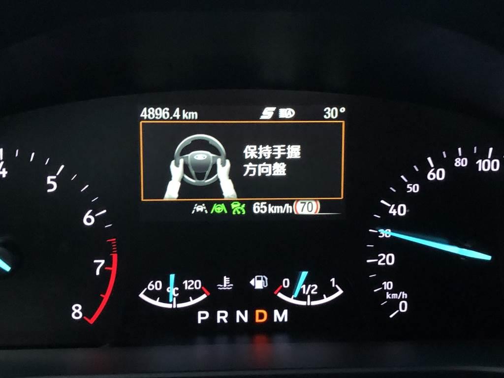 Co-Pilot 360系統並非全自動駕駛,使用時仍得好好握著方向盤並注意路況,隨時做好接手操控車輛的準備,才能確保安全。