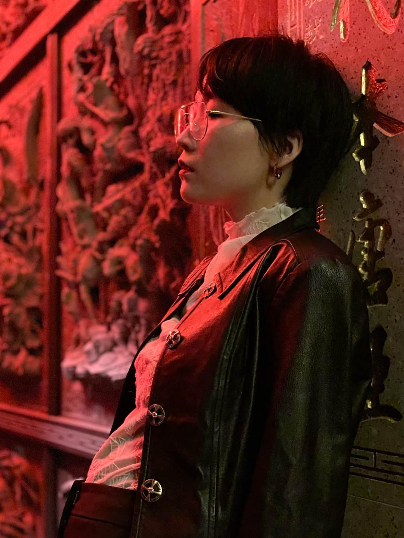 Paddy Chao藉由iPhone 12 Pro拍攝的夜拍人像作品 (2)。(Paddy Chao提供/黃慧雯台北傳真)