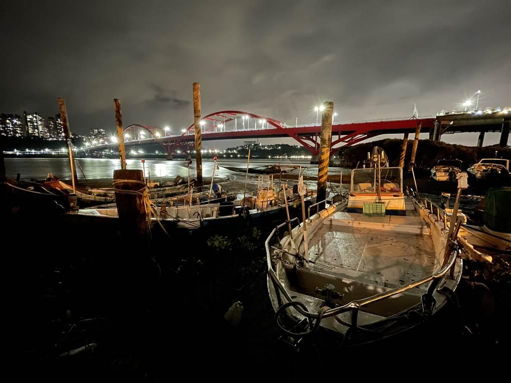 攝影師施信鋒利用iPhone 12 Pro所拍的超廣角夜景照片。(Anfernee Shih提供/黃慧雯台北傳真)