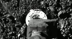 影》NASA歐西里斯探測船  成功收集貝努小行星收集樣本