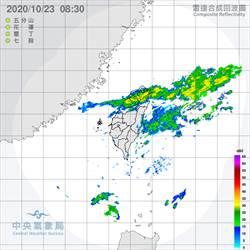 吳德榮:明起各地轉晴時多雲天氣 中南部山區仍會飄雨