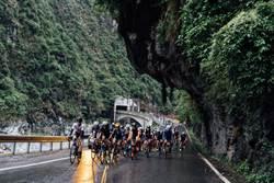 年度自行車盛事東進武嶺 疫情下22國騎士參與