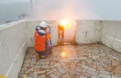 人工增雨 首次動用無人機