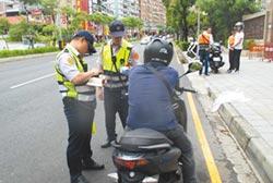 少年無照騎車 被逮38次罰不怕
