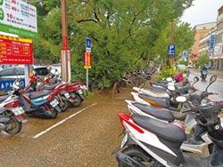 羅東火車站前 停車亂象難解