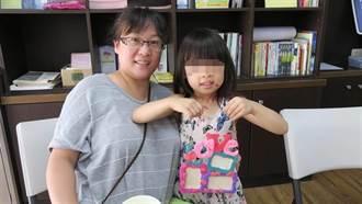 母帶先天葡萄酒色斑女赴台北治療 卻被質疑虐童