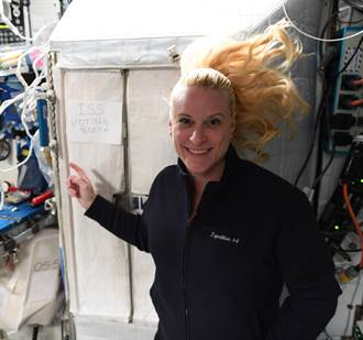 天外飛來一票 來自國際太空站的美國總統大選選票