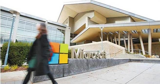 微軟的Windows作業系統及Office辦公軟體用戶數都超過10億人,同時也是被侵權的重災戶。(圖/新華社)