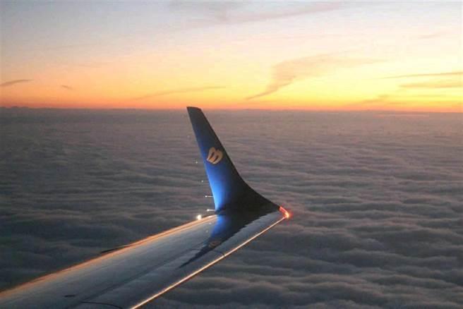 華信航空將推出7天6夜搭機環島,帶旅客走遍走遍台北、台中、高雄、台東、花蓮、澎湖及金門。(華信航空提供/陳祐誠傳真)
