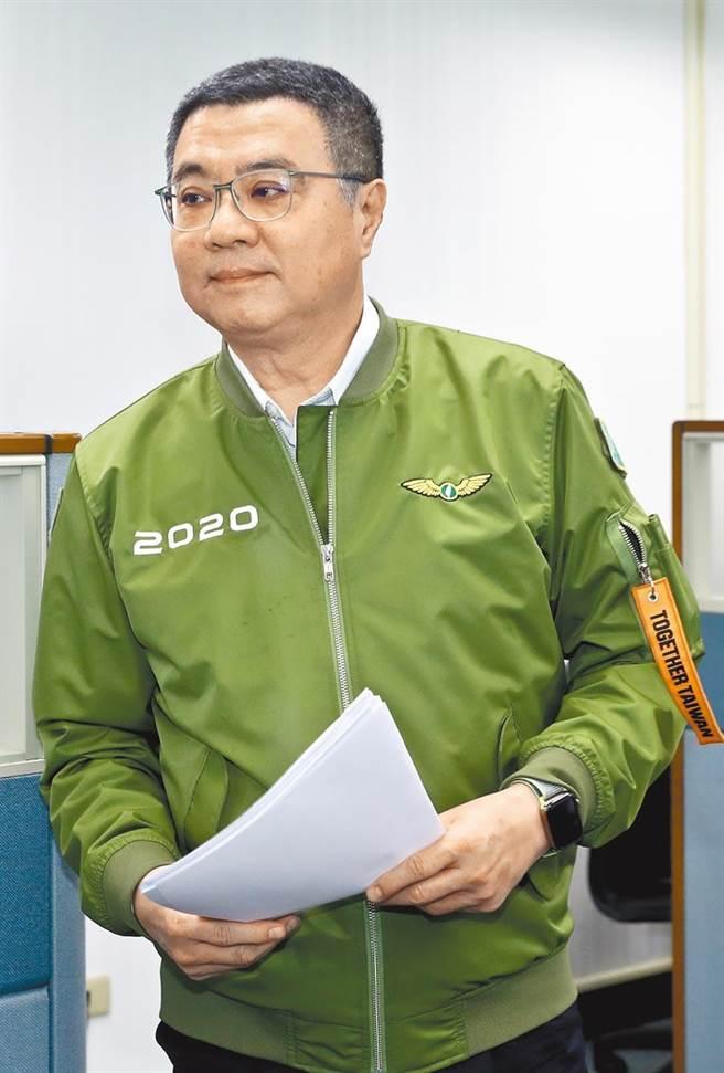 民進黨前主席卓榮泰。(本報資料照片)