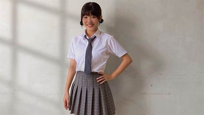 陳思綾因為獨特的嗓音和甜美的外表而圈了一票粉絲。(圖/IG@_ssss40)