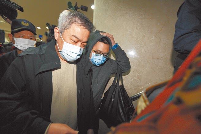 遠東航空董事長張綱維涉掏空公司,如籌不到8000萬保金,將被延押。(本報資料照片)