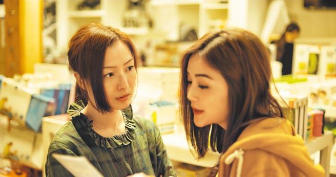 蔡卓妍(右)和鄭秀文在片中翻臉大吵,引發致命危機。(華映娛樂提供)