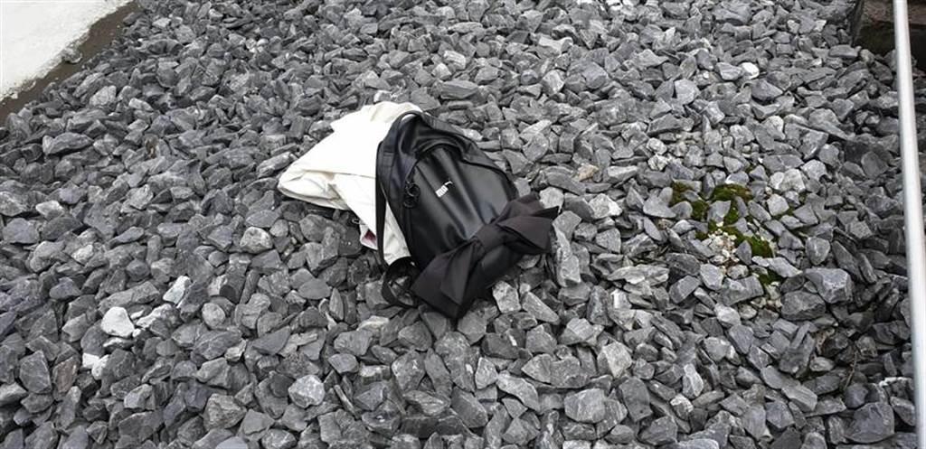 貓纜動物園站發生女子墜落意外。(陳鴻偉翻攝)