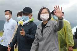 蔡英文:台澎金马是命运共同体 民进党要和马祖乡亲站在一起