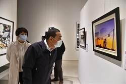 出席美展頒獎讚台灣文化 侯友宜:野柳女王頭怎麼會輸給尿尿小童