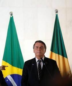 糗!巴西總統拒大陸疫苗 但巴西製疫苗原料卻來自大陸