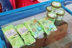 嘉義縣番路農會獨家開發「阿里山清心烏龍茶雪糕」新上市