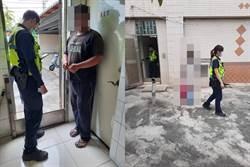 少女失蹤4日警方破門她裹在棉被中 男網友抽菸裝傻拒開門