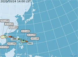 又有颱風!「莫拉菲」最快明生成 下周低溫雨彈來襲