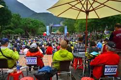 太魯閣峽谷音樂節 上千民眾草地為席享受音樂洗禮