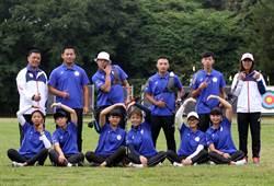射箭》協會青年隊包辦「男女天團」