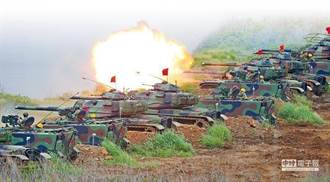 兩岸若開戰 台灣可動員45萬兵力 退將曝「窘境」