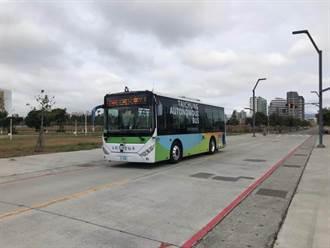 台中水湳自駕巴士11月可望開放民眾免費試乘