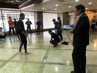 基隆文化中心青年團練尬街舞 林右昌讚「讓城市有精神」