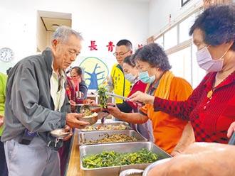 大林老人食堂 爭設中央廚房