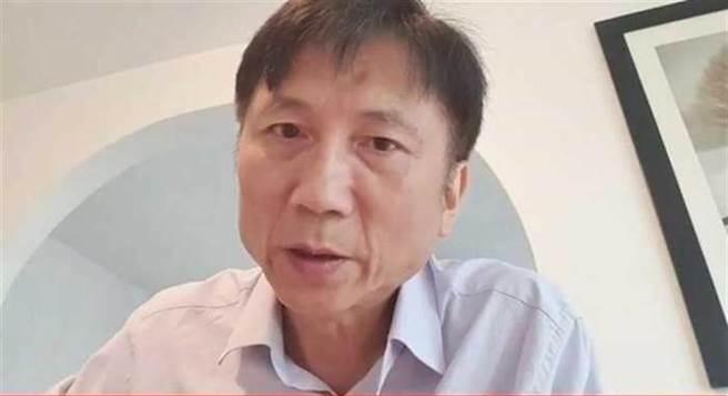 詹江村稱遭恐嚇,發表不自殺聲明。(資料照/翻攝詹江村直播)