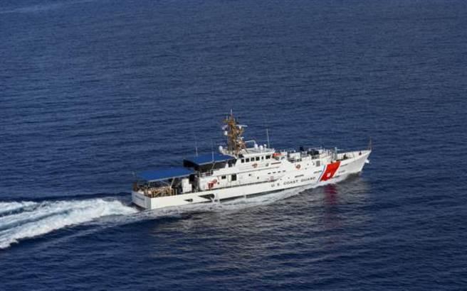 美國海岸警衛隊將在西太平洋部署增強版快速反應巡邏艦,執行海事安全任務。(圖/美國海警隊)