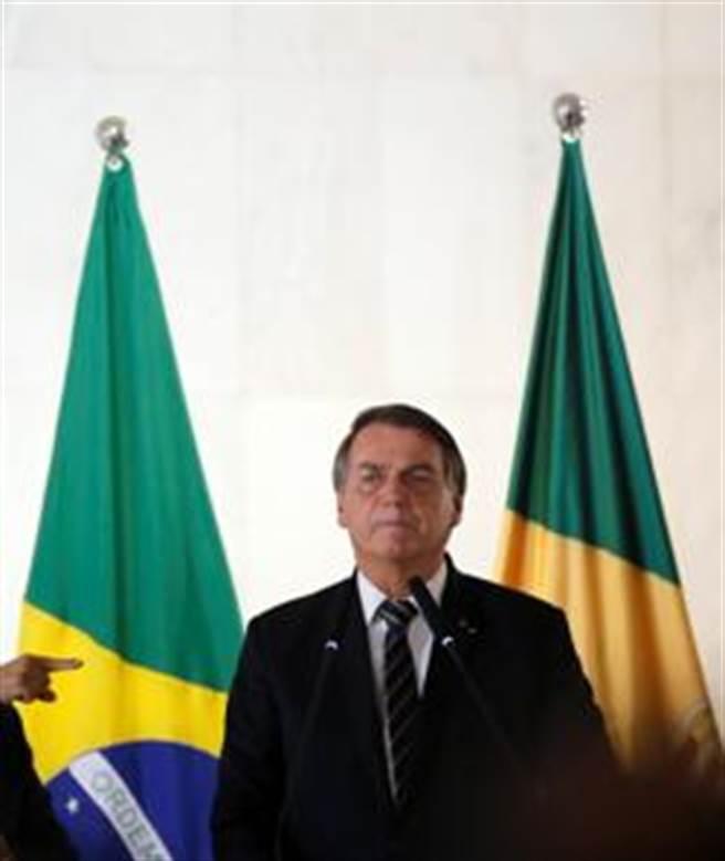 巴西總統波索納羅(路透)
