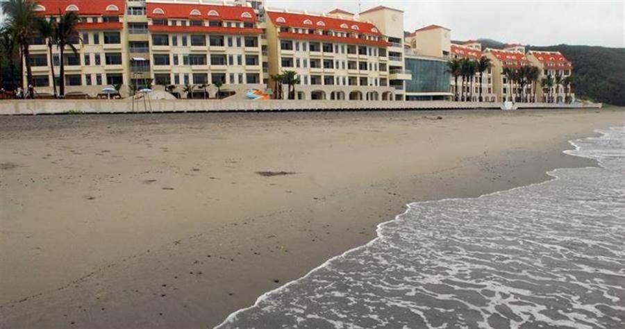 台東美麗灣渡假村開發案23日裁定由台東縣政府以6.29億買回。(圖/報系資料照片)